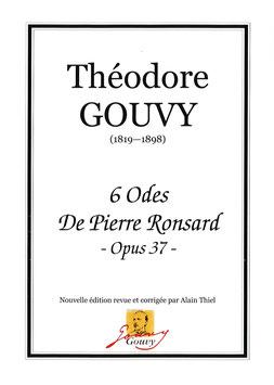 6 Odes de Pierre Ronsard Op.37 - Théodore Gouvy