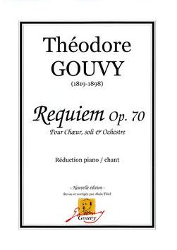Requiem Op. 70 - Théodore Gouvy