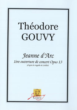 Jeanne d'Arc (EN LOCATION) - Théodore Gouvy