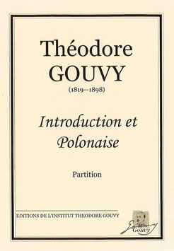 Introduction et Polonaise - Théodore Gouvy