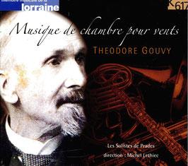 Musique de chambre pour vents - Théodore Gouvy