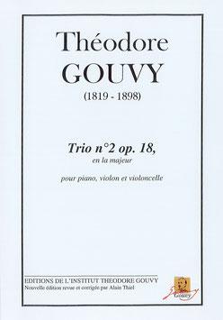 Trio n°2, op. 18 - Théodore Gouvy