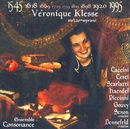 Véronique Klesse et l'Ensemble Consonance
