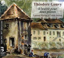 L'oeuvre pour deux pianos - Théodore Gouvy