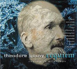 Requiem - Cantate Le Printemps (réédition) - Théodore Gouvy