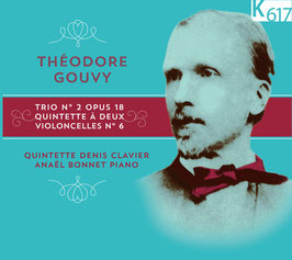 Trio n°2 Opus 18 / Quintette à 2 violoncelles n°6 - Théodore Gouvy