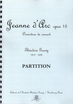 Jeanne d'Arc opus 13 - Théodore Gouvy