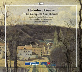 COFFRET The complete symphonies (4 CD) - Théodore Gouvy