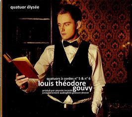 Quatuor à cordes n°5 & n°6 - Louis Théodore Gouvy