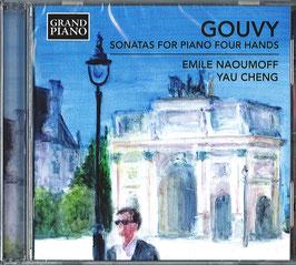 Sonates pour piano à 4 mains - Théodore Gouvy