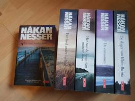 Hakan Nesser, de complete serie van inspecteur Barbarotti