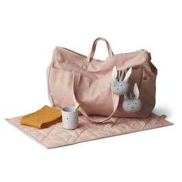 "Liewood Wickeltasche ""Melvin Mommy Bag"" rosa"