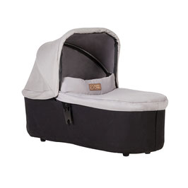 Mountain Buggy Swift Carrycot plus, silver