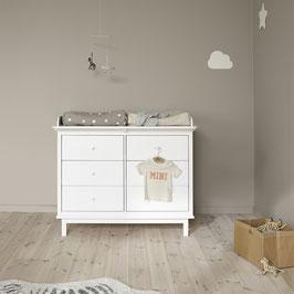 Oliver Furniture Seaside Wickelkommode 6 Schubladen