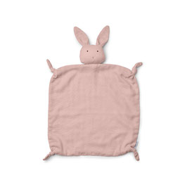 "Liewood Schmusetuch ""Agnete cuddle cloth"" Hase rose"