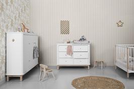 Oliver Furniture Wood Wickelkommode Wickelplatte klein NEU