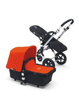 Bugaboo Cameleon3 Komplett-Set aluminium/orange