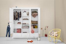 Oliver Furniture Seaside Kleiderschrank 3-türig