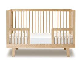 Oeuf Sparrow Umbauset zum Kindbett 70 x 140 cm Birke