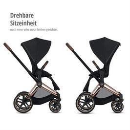 Cybex Priam Sportwagen - Gestellfarbe wählbar