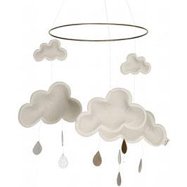 Konges Slojd Mobilé Wolken Snowberry