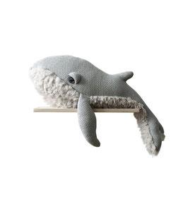Big Stuffed Big Grandma Whale (H7)