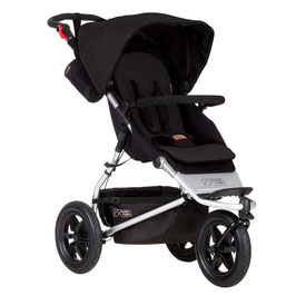Mountain Buggy Urban Jungle 3, Set inkl. Liegewanne