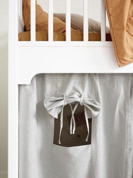 Oliver Furniture Seaside Vorhang Halbhohes Bett