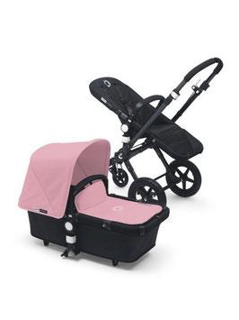 Bugaboo Cameleon3 Komplett-Set schwarz/soft pink