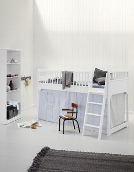 Oliver Furniture Seaside Halbhohes Hochbett 90x 200cm
