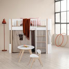 Oliver Furniture Wood Mini+ Vorhang für Halbhohes Bett