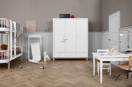 Oliver Furniture Wood Kleiderschrank 3-türig