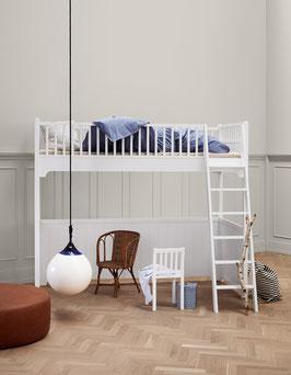 Oliver Furniture Seaside Hochbett 90x 200cm