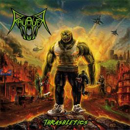 RAVAGER - THRASHLETICS Vinyl