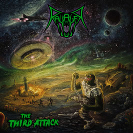 RAVAGER - The Third Attack Vinyl