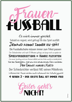 Frauenfußball Bild