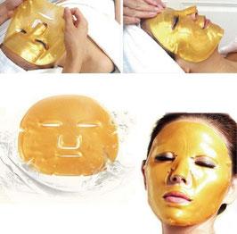 Bio Kollagen Gold Maske