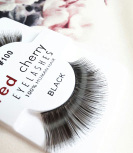 Red Cherry Wimpern #100