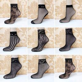 Netz Strümpfe Socken