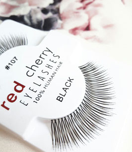 Red Cherry Wimpern #107