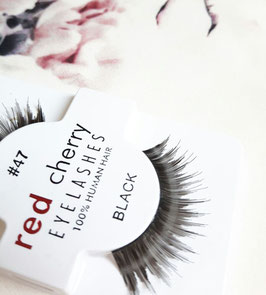 Red Cherry Wimpern #47