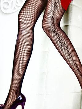 Sexy Netzstrumpfhose 8012