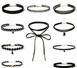 Chocker Halsband/Halskette