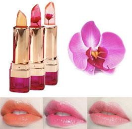 Magie Blume Lippenstift Farbwechsel