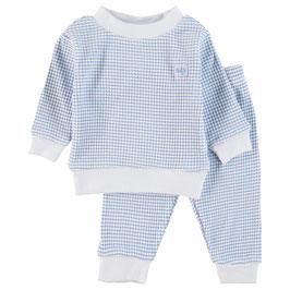 Feetje wafel-pyjama blue 305.532