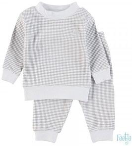 """Feetje wafel-pyjama """"305532 """" Grey"""