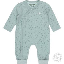 Dirkje baby jumpsuit N282 aqua green