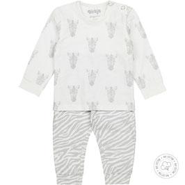 Dirkje pyjama N302 off white