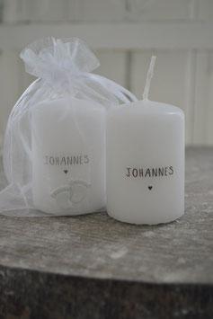 Gastgeschenk mit Keramikelement und Name zur Taufe + Geburt Babyfüsse, Teddy, Delphin / Tischdeko