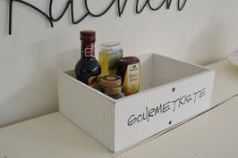 Geschenk-Idee Küche / Gourmetkiste Aufbewahrung